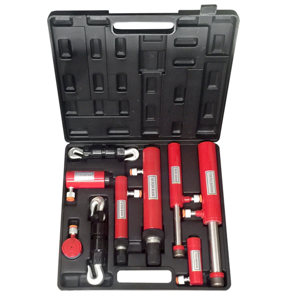 Ajtools 7 Pc Hydraulic Auto Body Frame Repair Kit