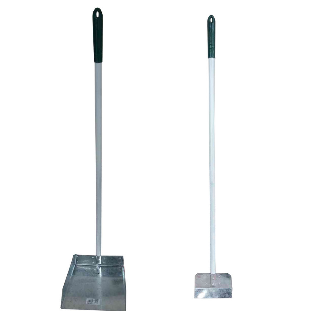 Ajtools Metal Pooper Scooper Set Large
