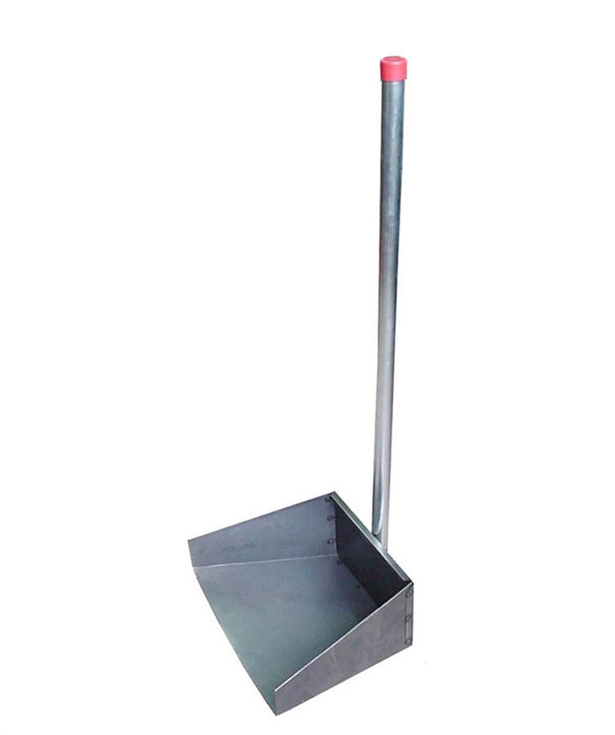 Ajtools Metal Dust Pan W Handle 12 C
